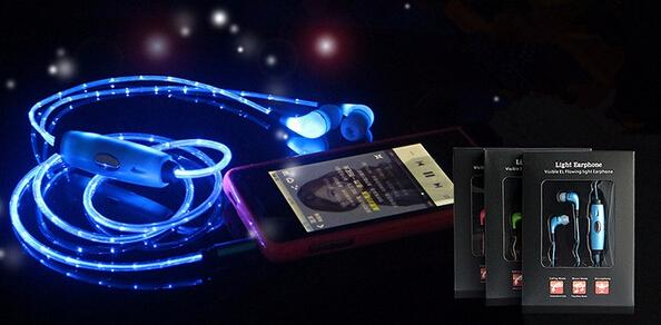 led pulse night light headphones stereo bass with. Black Bedroom Furniture Sets. Home Design Ideas