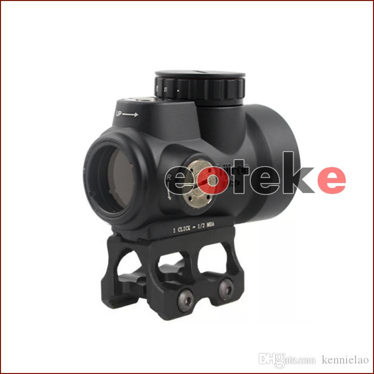Trijicon MRO style holográfice rouge point vue Scope Optique tactique Gear Avec