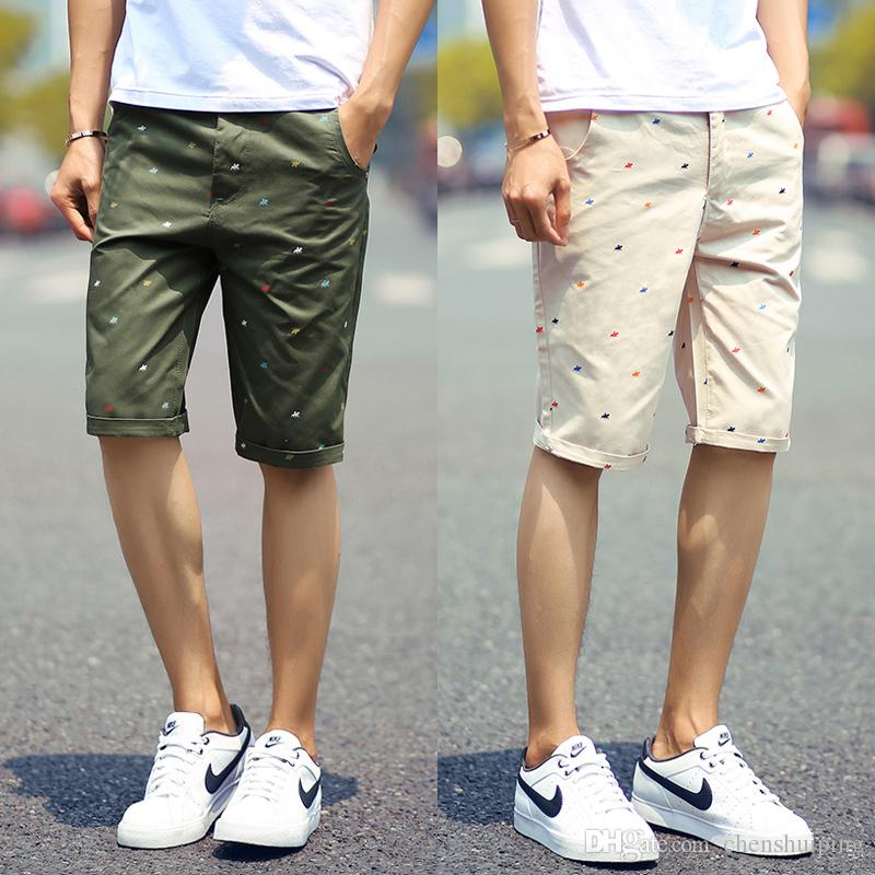 Casual Shorts Mens - The Else
