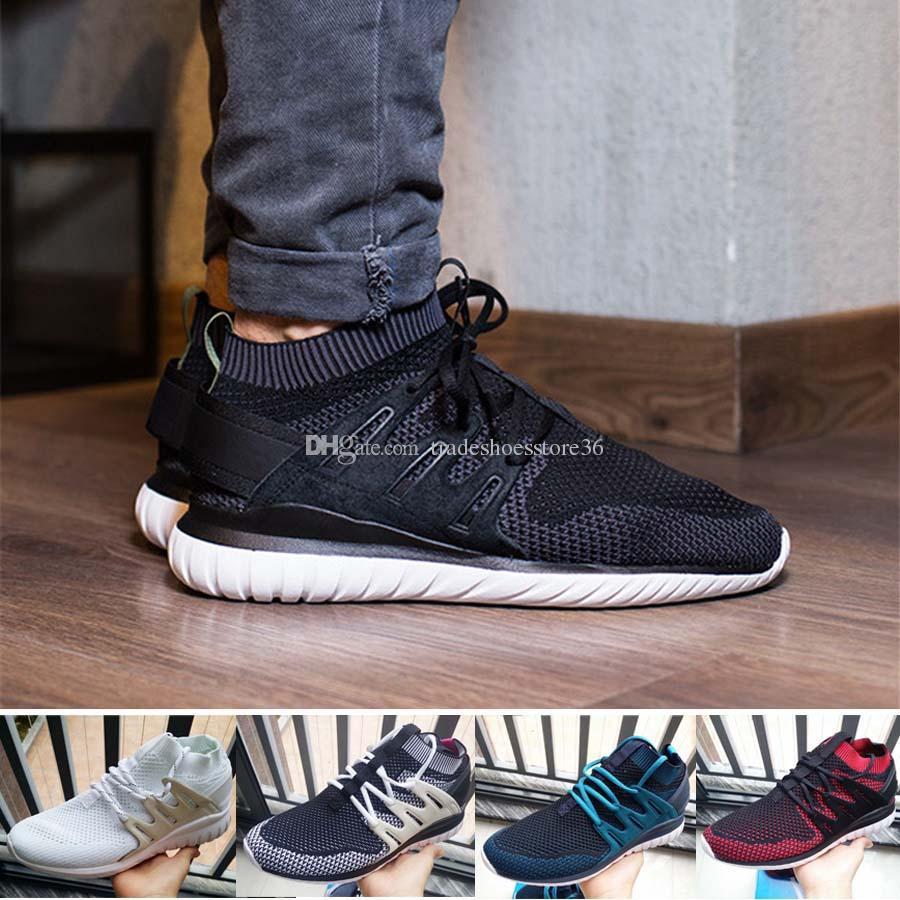 adidas Originals TUBULAR X High top trainers sesame/clear brown