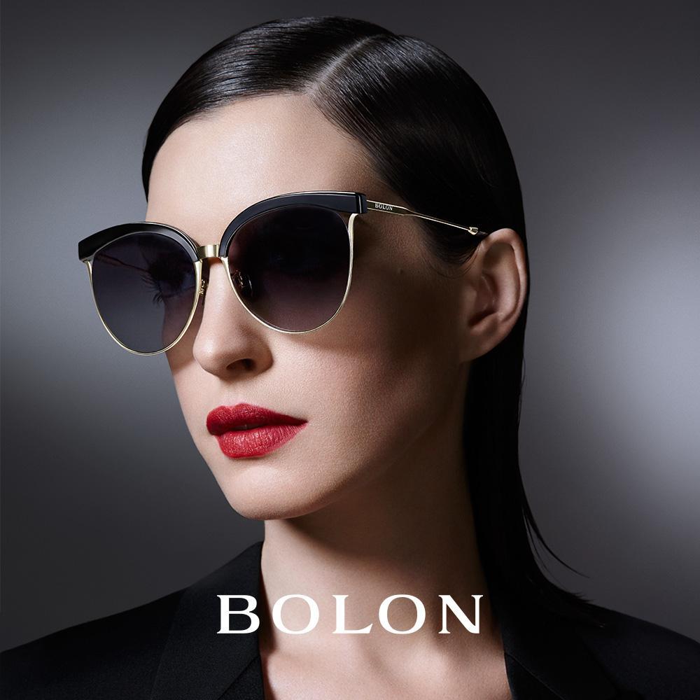 Bolon Sunglasses Female Anne Hathaway Elegant Vintage