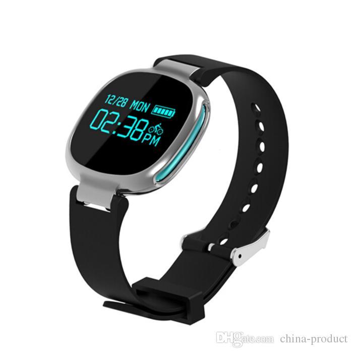 Best E08 Wrist Bluetooth Bracelet Smart Watch Swimming ...