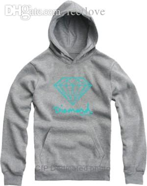 Wholesale-Diamond Supply Co Hoodies Hoody Sweatshirts Sudadera Hombre Hommes Fem