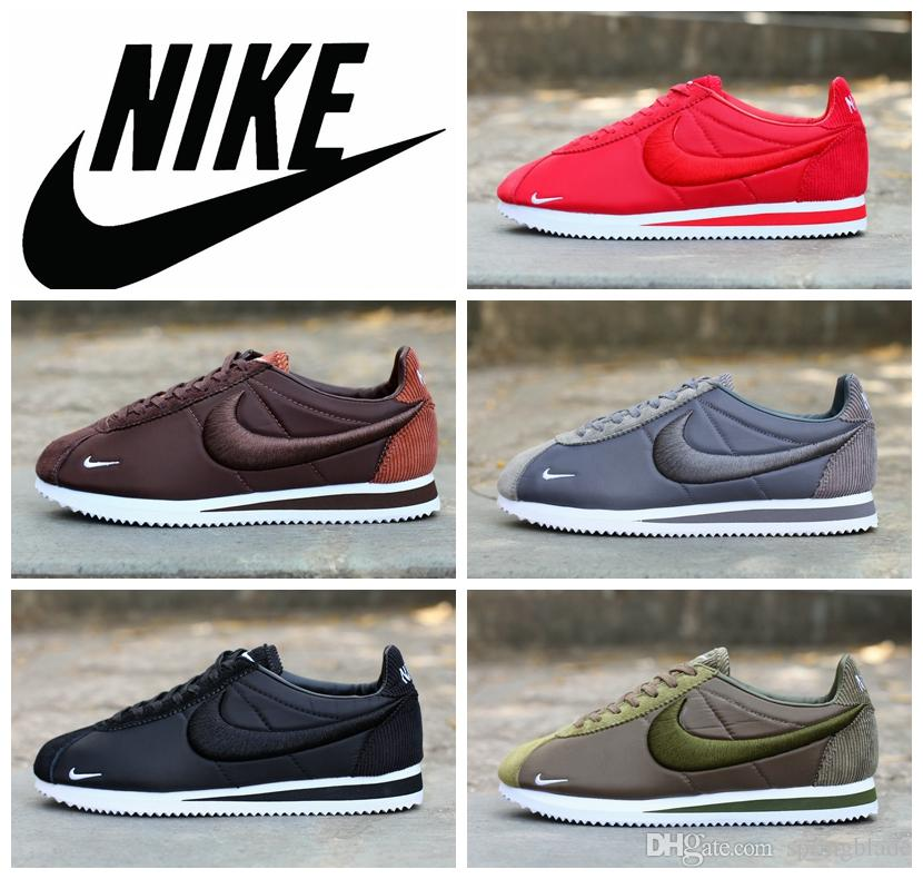 are nike cortez good running shoes