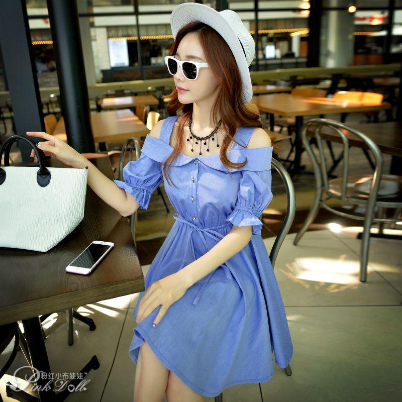 Casual A-line Dresses