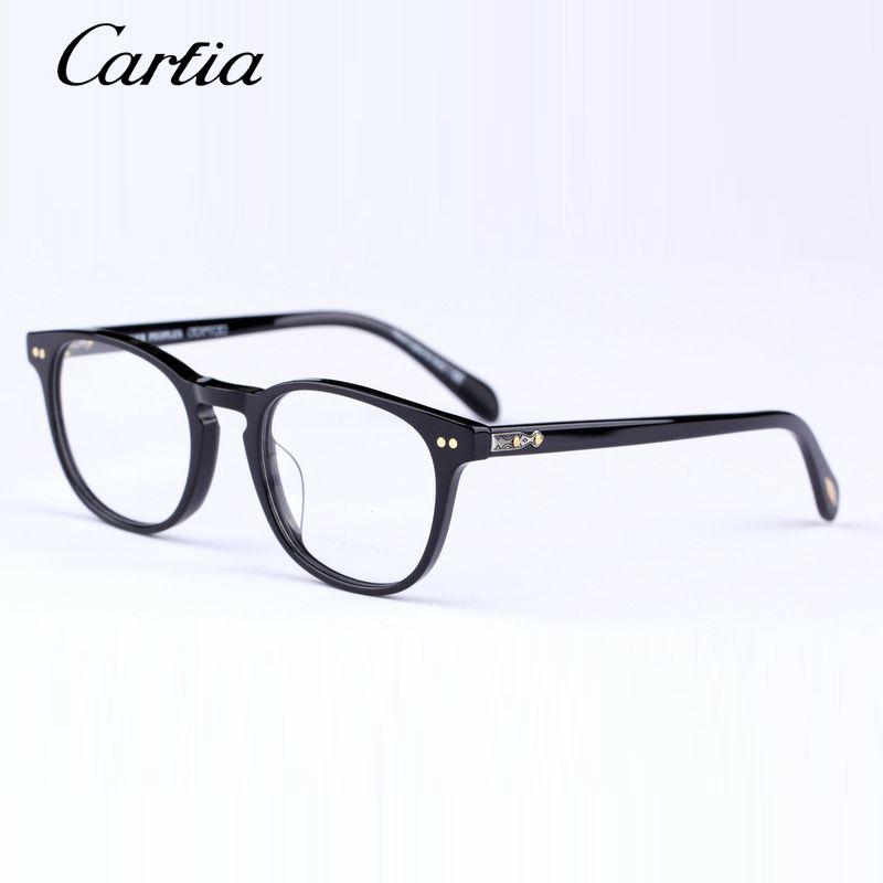 eyeglasses frames ov5257 men eye glasses women oculos original eyewear optical frame glasses women clear glasses