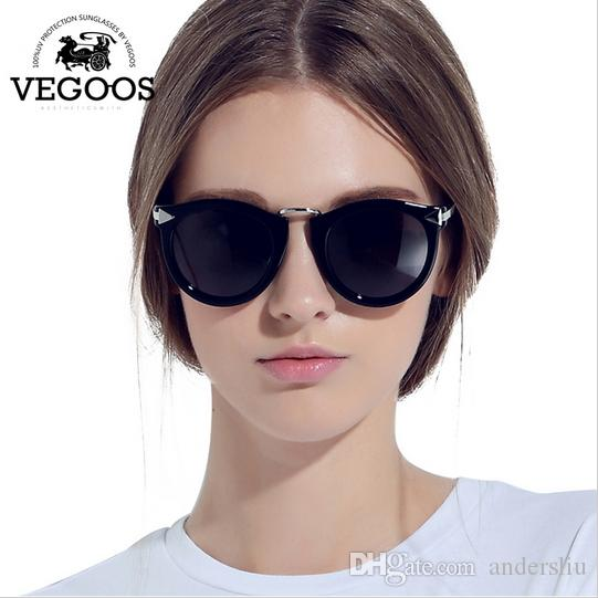 shades for women  Veoogs Cat Eye Oval Sunglasses Women Pilot Sun Glass Female Shades ...
