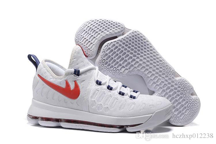 Kevin Durant Shoes Size