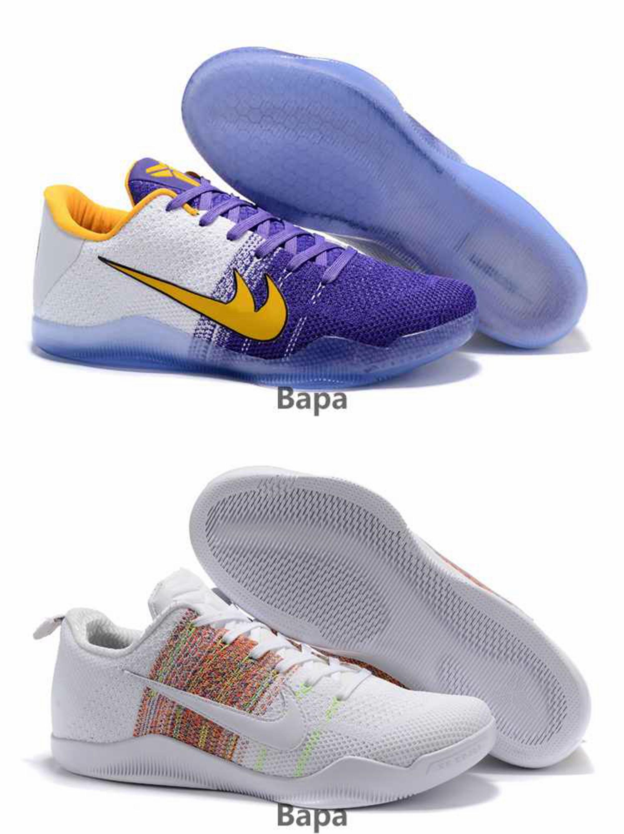 Kobe 11 Low Cut 2015 New Basketball Sh...