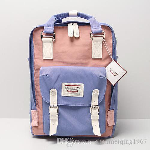 Super Quality Doughnut Nylon Waterproof Backpack Luxury Girl's ...