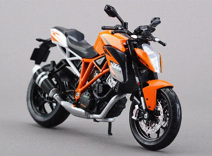 gift motorcycle Picture - More Detailed Picture about 1:10 Hot new ...