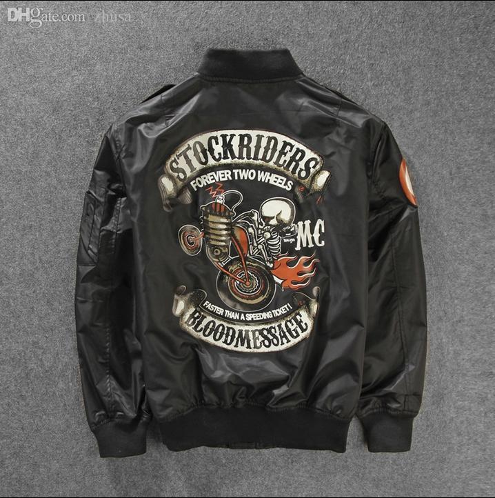 Vintage Bomber Jackets Online | Vintage Leather Bomber Jackets for ...