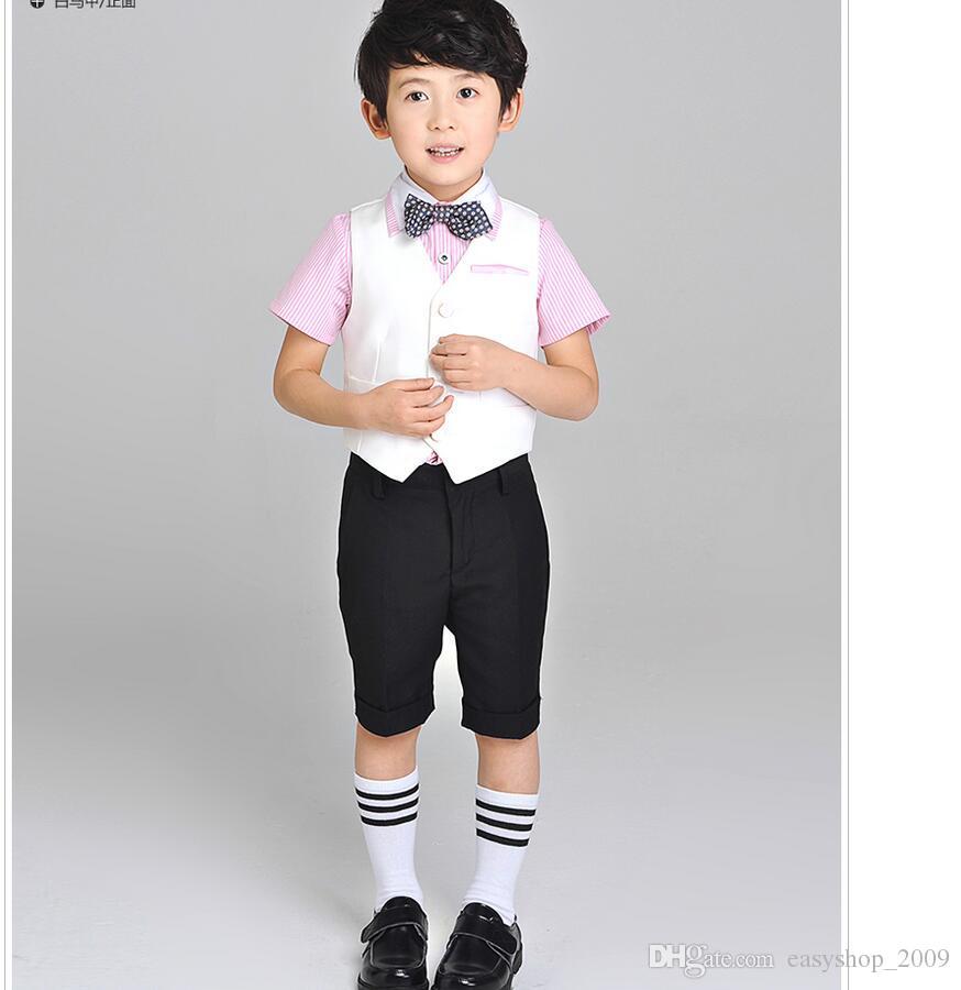 Discount Little Boys Dress Clothes | 2017 Little Boys Dress ...