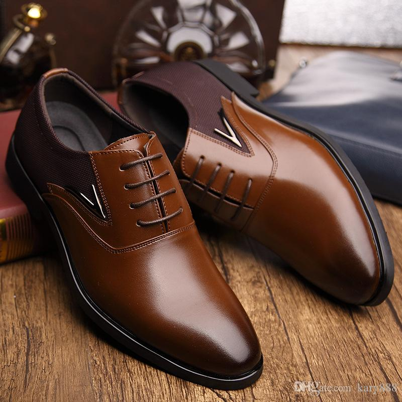 Brown Shoe Brand Made In Italy