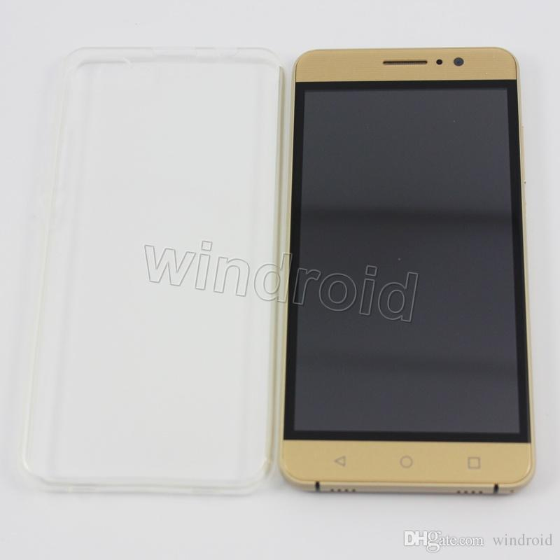 "5 ""Android 5.1 Smartphone MTK6580 Quad Core 4Go 960 * 540 Dual SIM cam 5MP 3G WC"