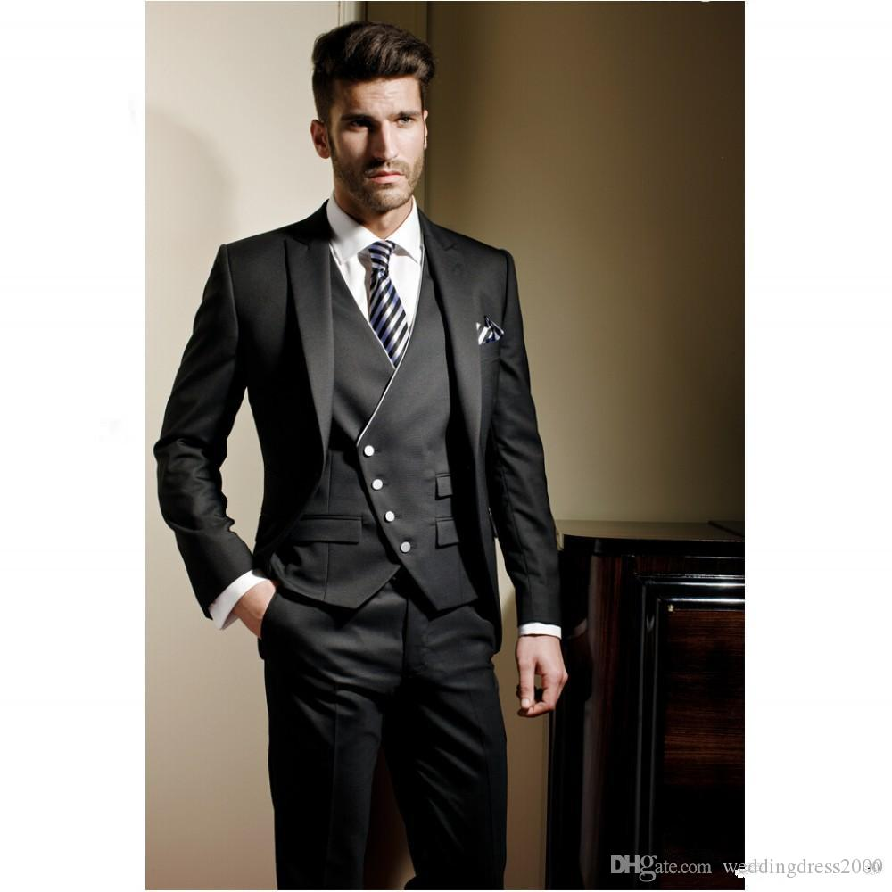 Cheap Wedding Groom Dress Grey Suits | Free Shipping Wedding Groom