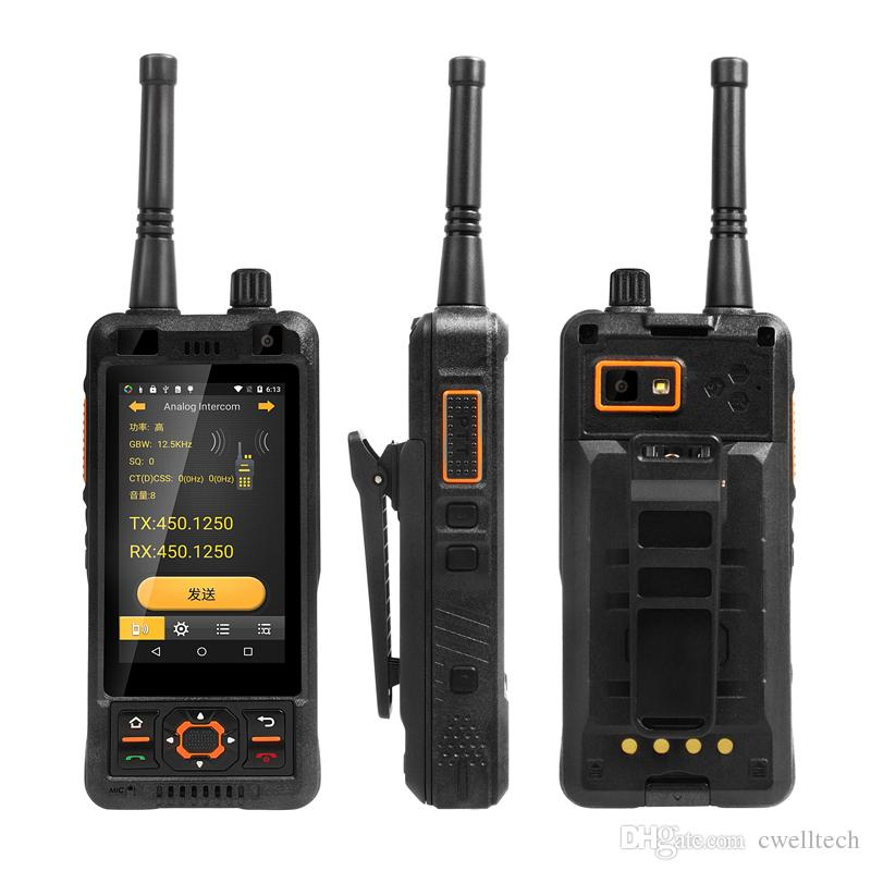 Best Dmr Zello Ptt Walkie Talkie Mobile Phone 3 5 Inch