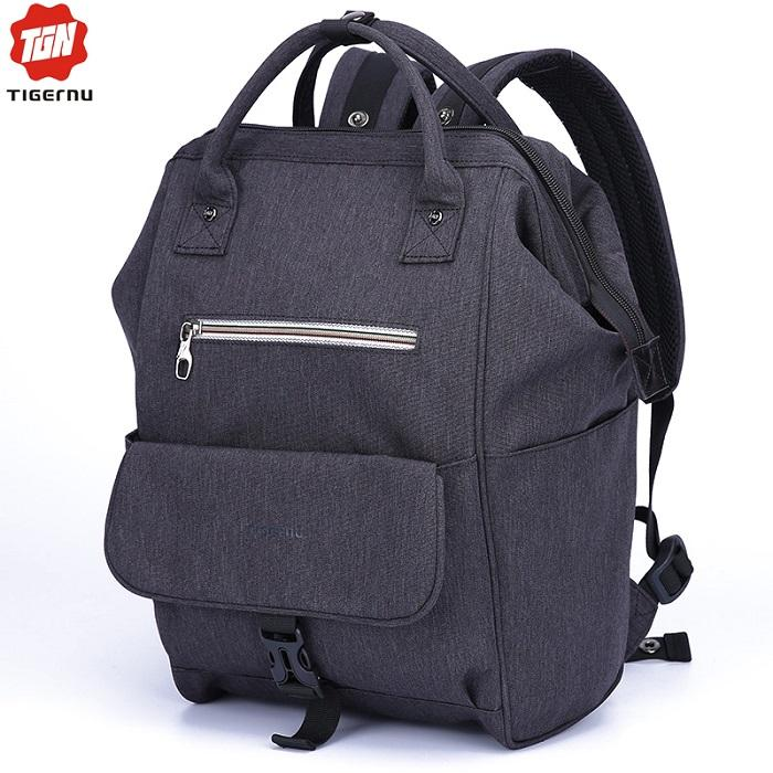 2016 New School Bags High Quality Nylon Backpacks Lighten Burden ...