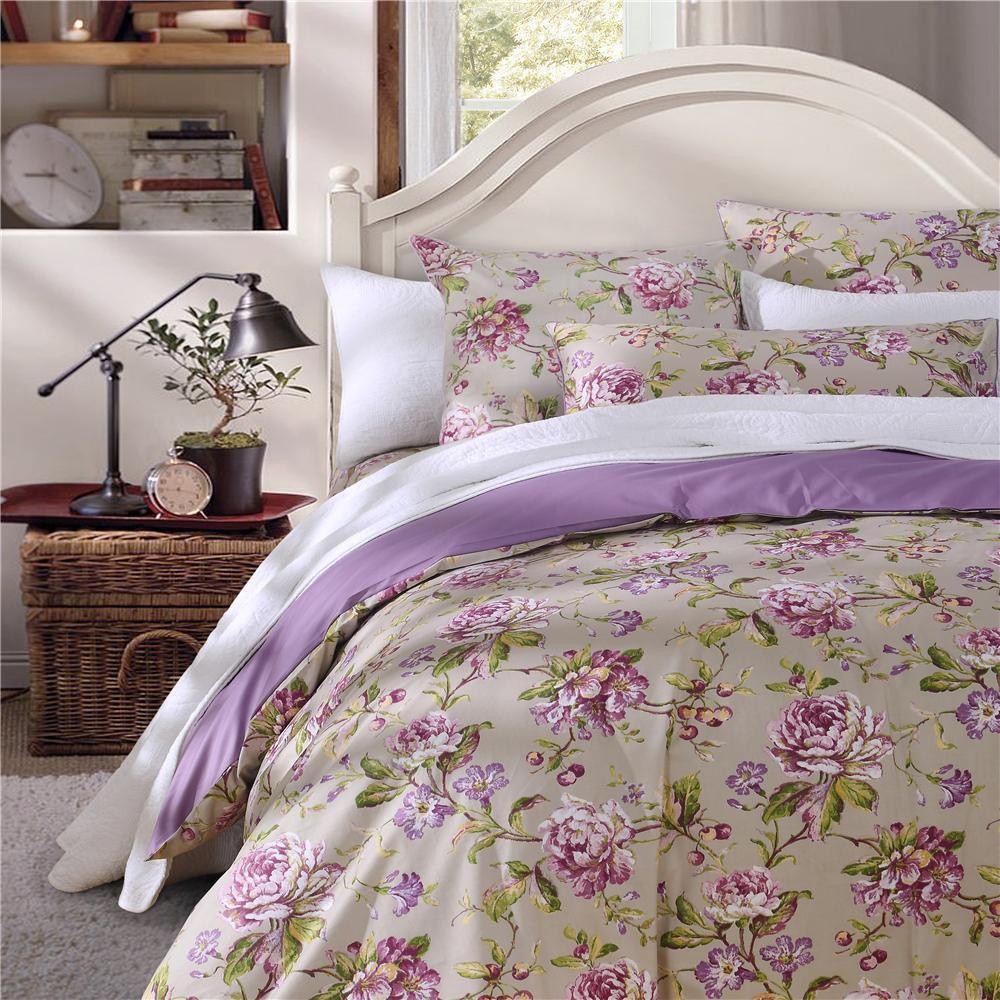 Home Textile Classic American Country Style 100 Luxury
