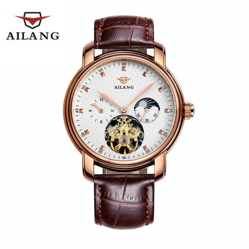 Ailang Mens Watches Dive 200m Moon Phase Mechanical Watch ...