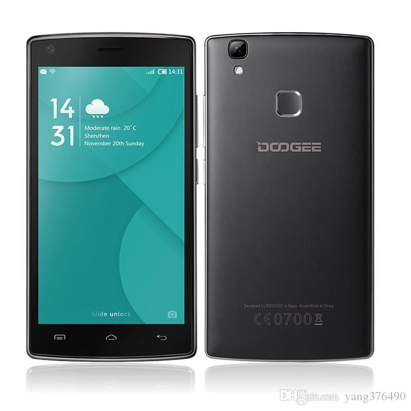 Doogee X5 MAX Pro 5.0 pouces smartphone 4G LTE Android 6.0 MTK6737 Quad Core 2 G