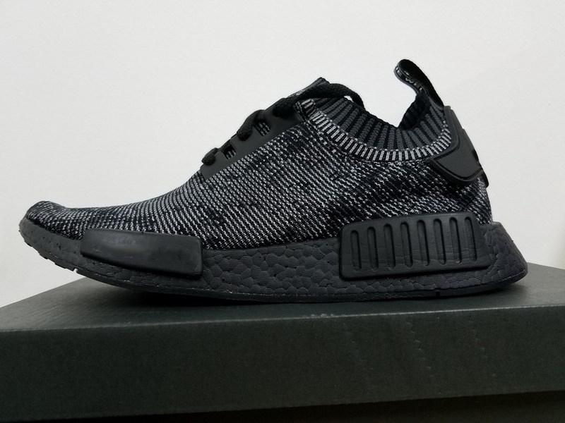 Nmd Pitch Black