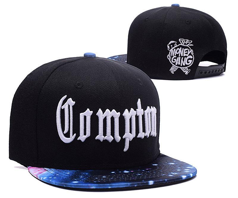 Fantastic Money Gang Compton Snapback Hat For Kids Black Galaxy Childrens Hairstyles For Women Draintrainus