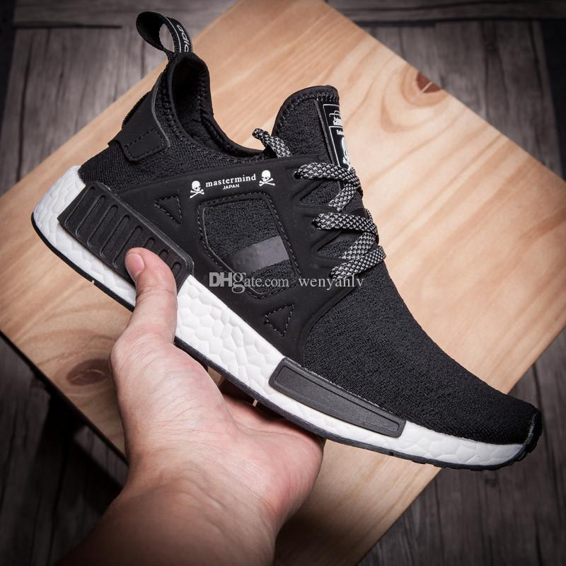 separation shoes cb813 d5cca adidas NMD Xr1 Nomad OG PK Core Black Red White Blue By1909 8