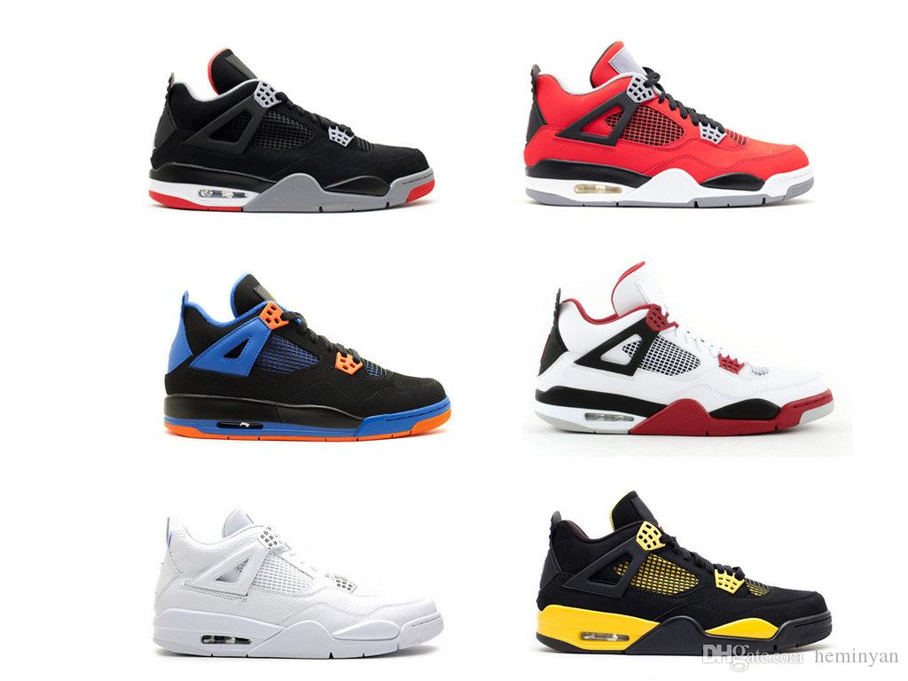 cheap retro 4s sports shoes discount prices basketball