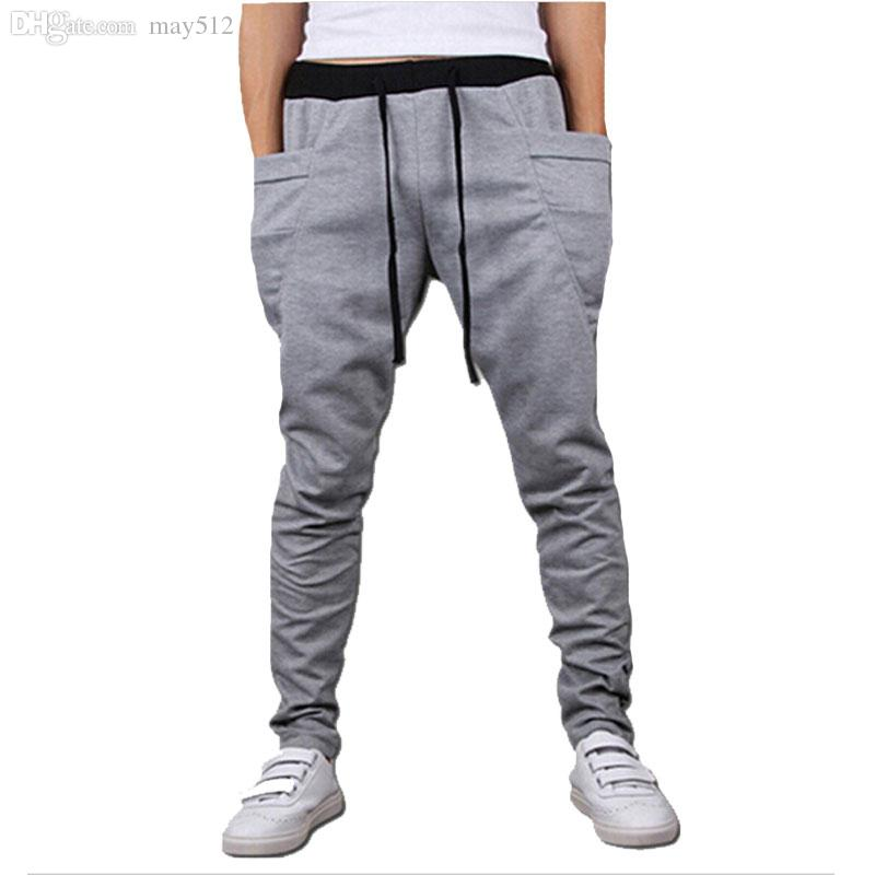 2017 Wholesale Mens Joggers New Style Fashion 2016 Casual Skinny ...