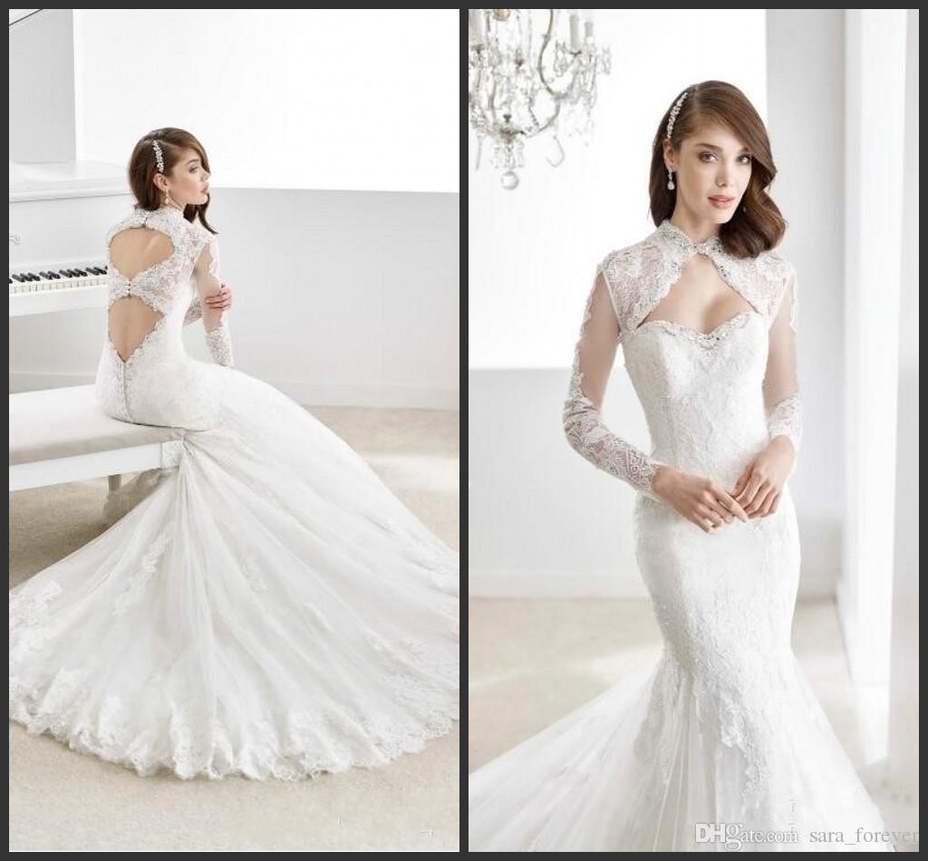 Discount 2016 hot selling modem exquisite a line wedding for Custom made wedding dresses nyc