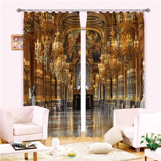 Curtains Ideas blackout drapes and curtains : 2017 3d Curtains For Living Room Window Curtain Blackout Drapes ...