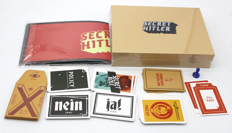 how to play secret hitler rules