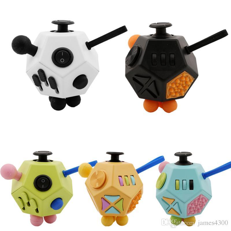 New Christmas Toys For Boys : Cool new fidget cube toys for girl boys christmas gift