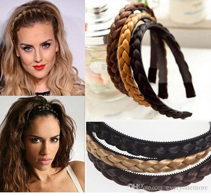 New image hair extensions choice image hair extension hair new hair extensions braid hairpiece headband wavy synthetic hair new hair extensions braid hairpiece headband wavy pmusecretfo Choice Image