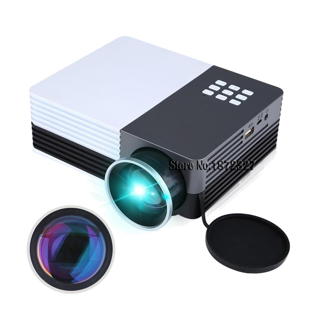 Wholesale 2015 gm50 portable led mini full hd 1080p for Best portable laser projector