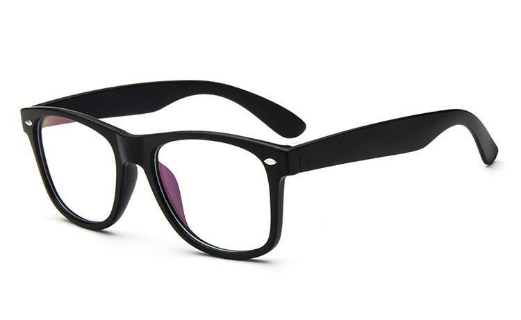 Eyeglass Frame Picker : High Quality Men Women Fashion Brand Designer Plain ...