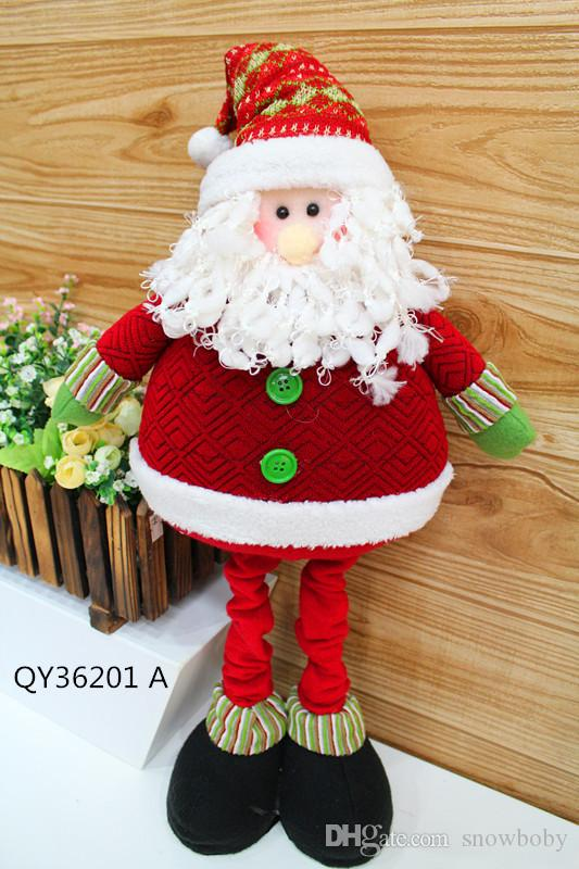 2016 new christmas decorations creative old man snowman for B m christmas decorations