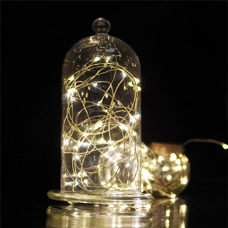 Battery Operated String Lights In Bulk : Wholesale Battery Operated Starry String Lights 10.5 Ft 30led Fairy Decorative Copper Wire Rope ...