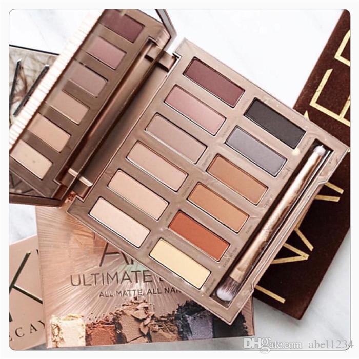presell newest ultimate basics eye shadow makeup ultimate