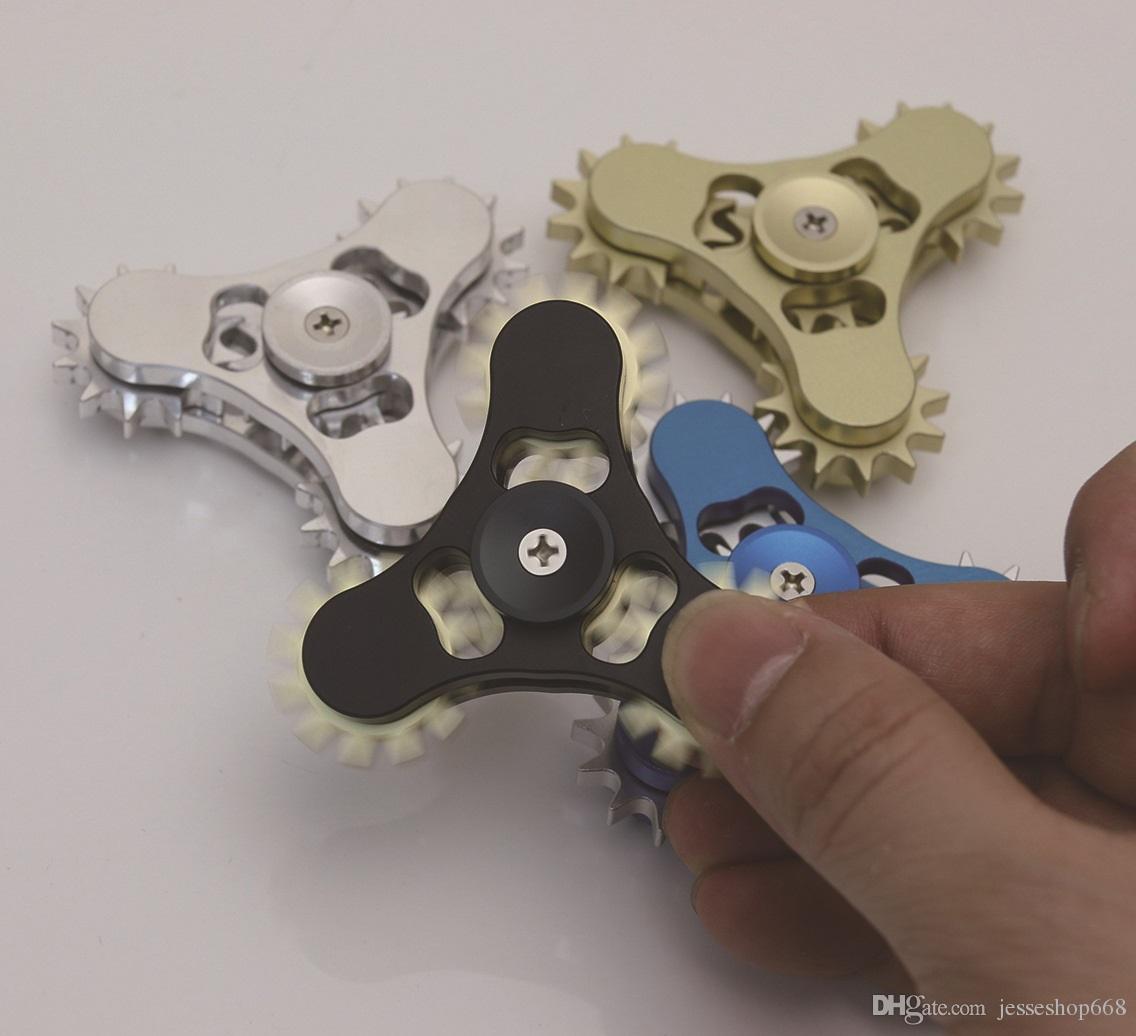 Finger spinner ratchet - See Larger Image