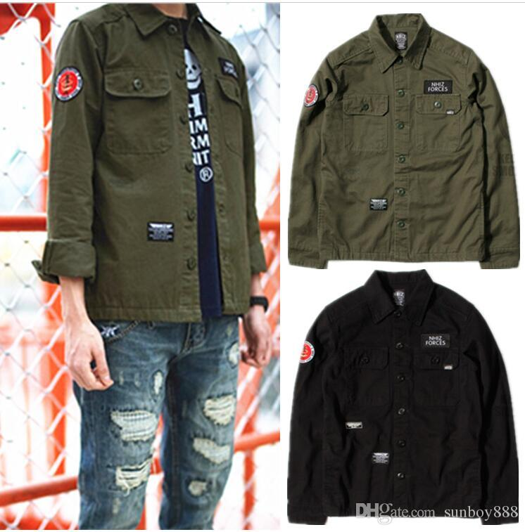 Wholesale Mens Green Denim Jacket - Buy Cheap Mens Green Denim