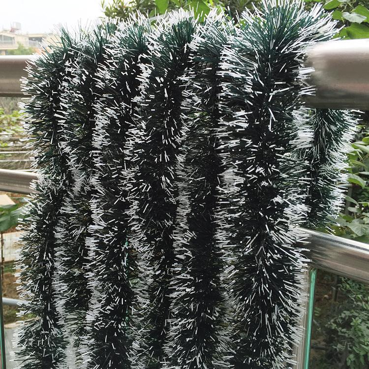 Wholesale meter length garlands tinsel christmas