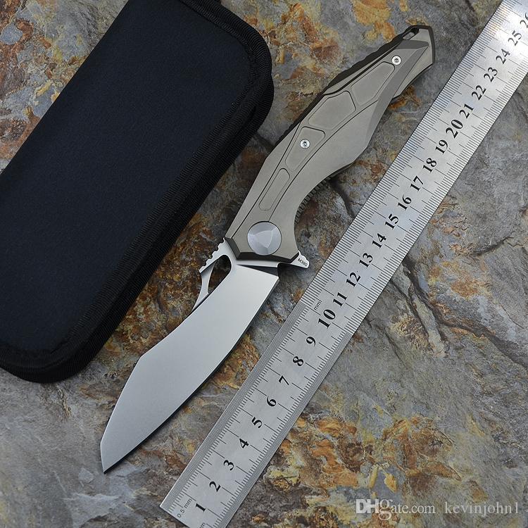 Dmitry Sinkevich Do 0427 M390 Blade Tc4 Titanium Ceramic