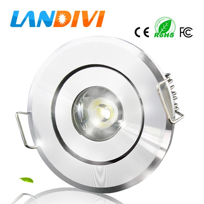 wholesale 3w led down light led spot recessed ceiling lamp led