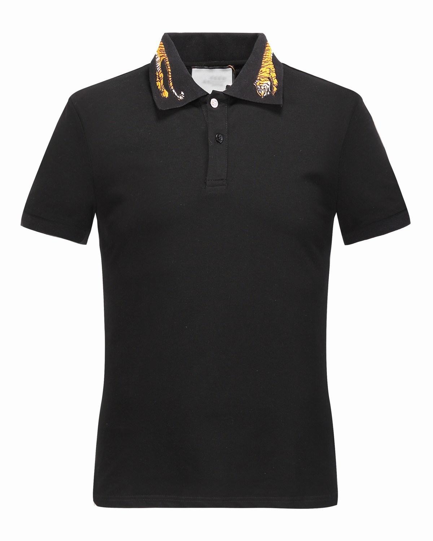 2018 2017 Famous Brand Polo Shirt Summer Autumn Polo