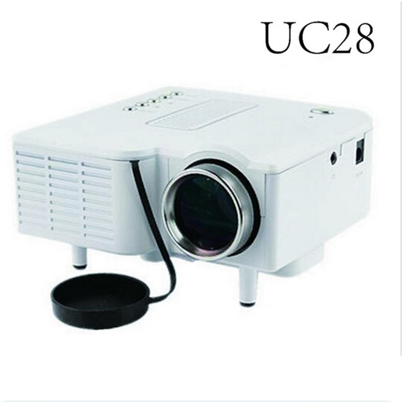 Wholesale 2016 newest g28 uc28 mini pico portable for Best portable projector 2016