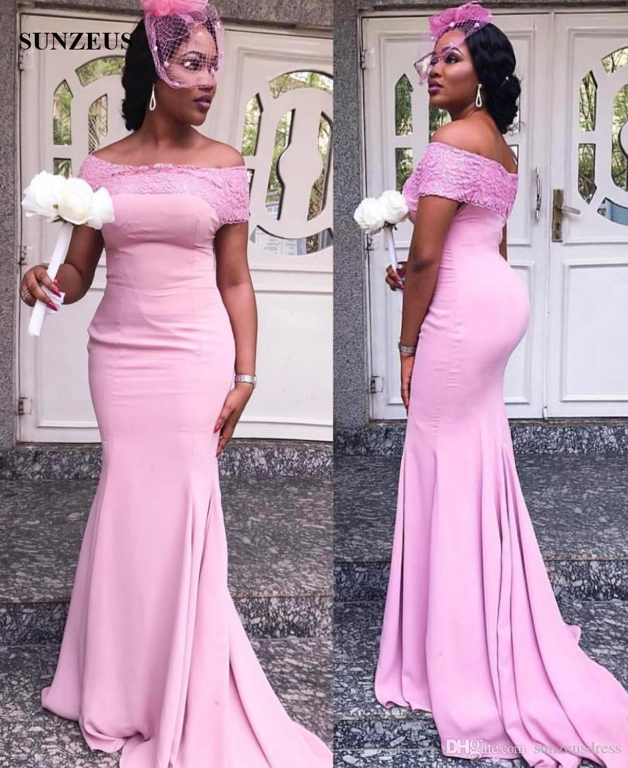 Mermaid off shoulder boat neck short sleeve bridesmaid dress long mermaid off shoulder boat neck short sleeve bridesmaid dress long satin party dresses for wedding custom made african women formal gowns short sleeve ombrellifo Image collections