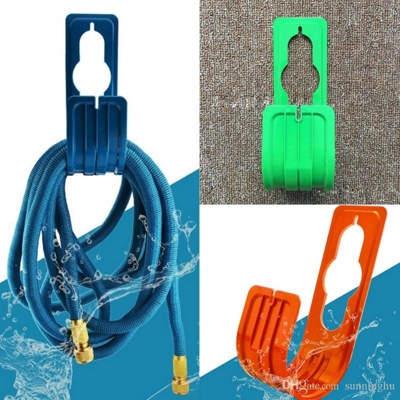 Water Hose Holder Decorative Garden Hose Holder Plastic Hose Pipe Reel  Hanger Wall Mounted Watering Tap Rack For Outdoor Hooks Online With  $0.86/Piece On ...