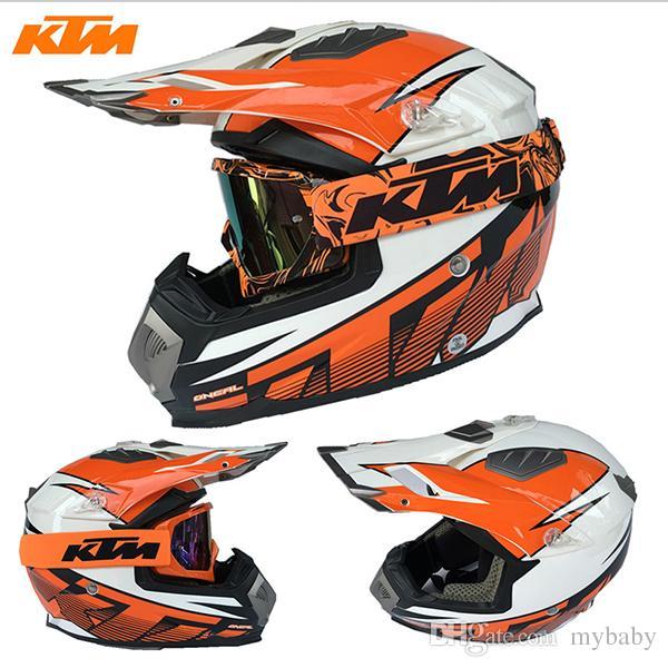 professional ktm helmet motocross helmet motorcycle. Black Bedroom Furniture Sets. Home Design Ideas